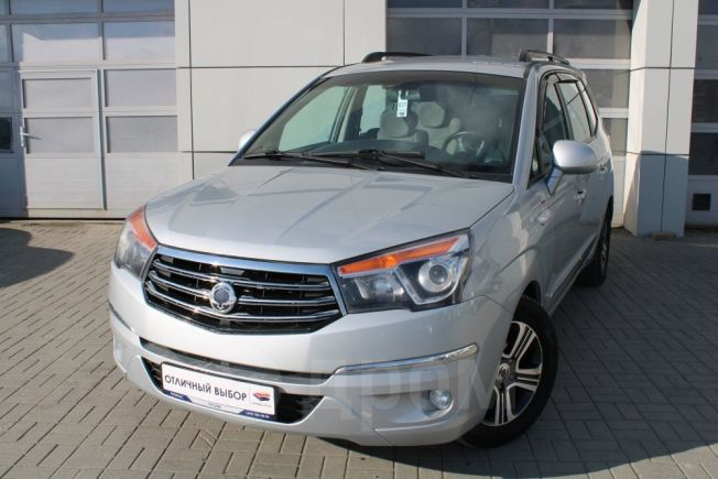 SsangYong Stavic, 2014 год, 799 000 руб.