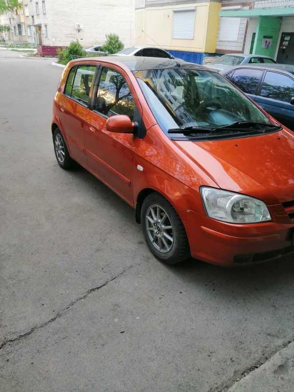 Hyundai Getz, 2004 год, 255 000 руб.