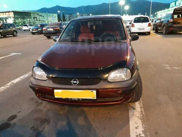 Opel Corsa, 2000 год, 130 000 руб.