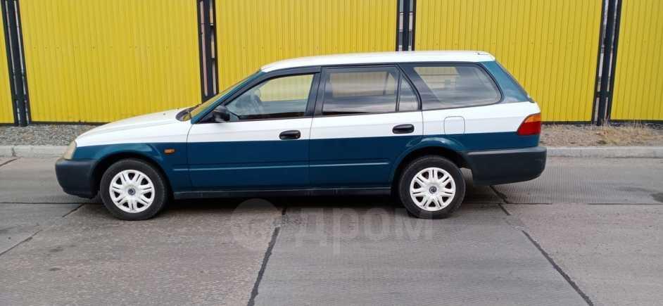 Honda Partner, 2002 год, 180 000 руб.