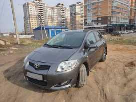 Липецк Toyota Auris 2008