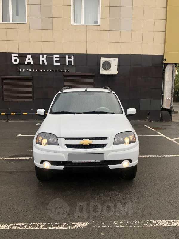 Chevrolet Niva, 2019 год, 690 000 руб.