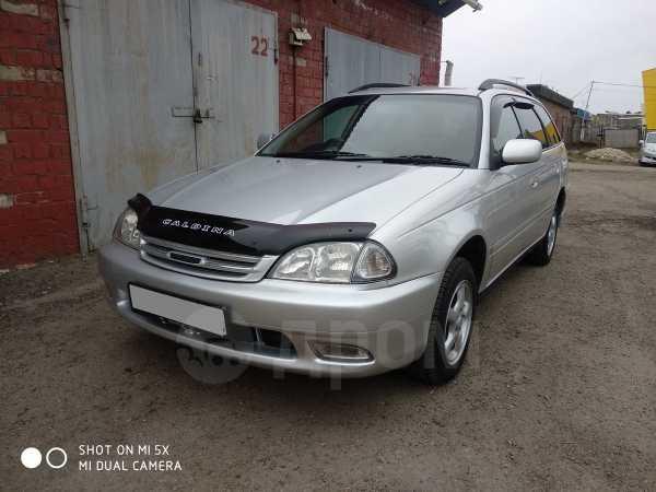 Toyota Caldina, 2001 год, 290 000 руб.