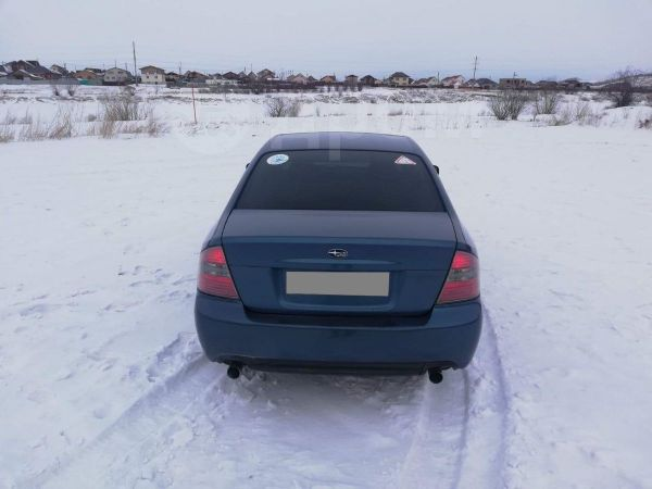 Subaru Legacy, 2005 год, 430 000 руб.