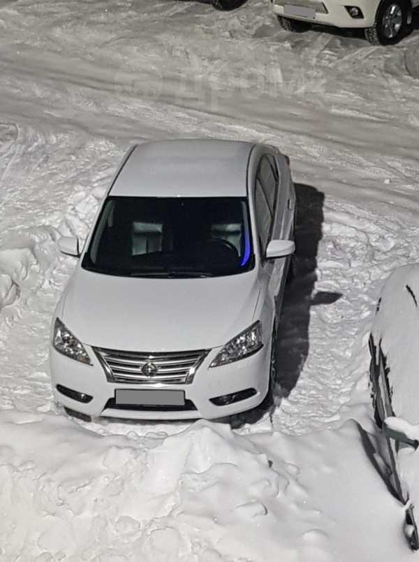 Nissan Sentra, 2014 год, 785 000 руб.