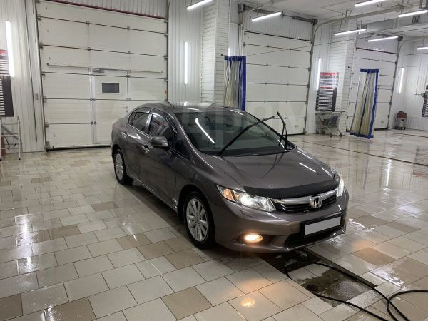 Honda Civic, 2012 год, 950 000 руб.