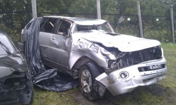 Архангельск Nissan Patrol 2007
