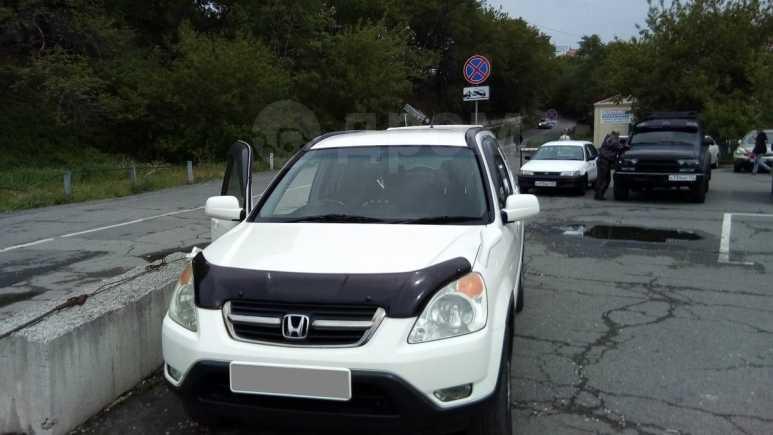 Honda CR-V, 2004 год, 580 000 руб.