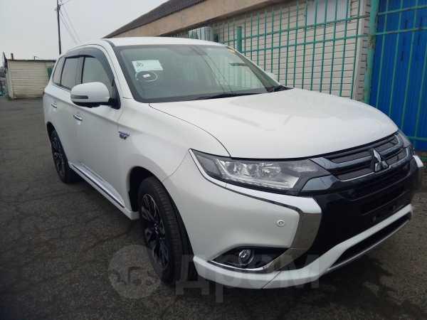 Mitsubishi Outlander, 2016 год, 1 800 000 руб.