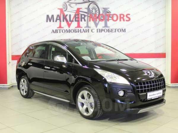 Peugeot 3008, 2011 год, 449 000 руб.