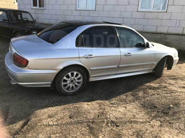 Hyundai Sonata, 2002 год, 140 000 руб.