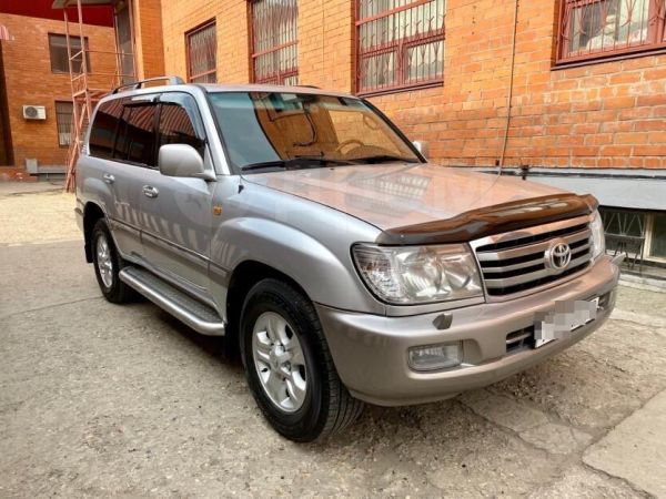 Toyota Land Cruiser, 2007 год, 1 280 000 руб.