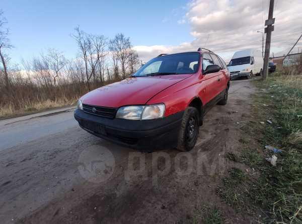 Toyota Carina E, 1994 год, 25 000 руб.