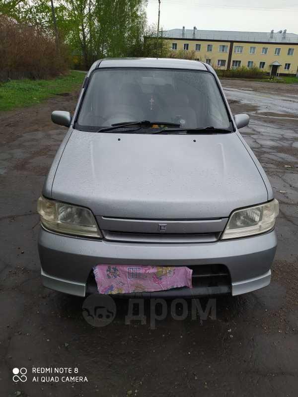 Nissan Cube, 2002 год, 210 000 руб.