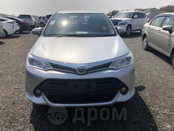 Toyota Corolla Axio, 2016 год, 697 000 руб.