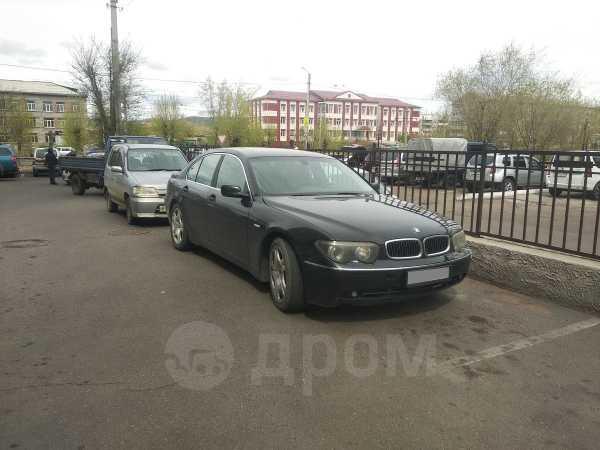 BMW 7-Series, 2002 год, 415 000 руб.