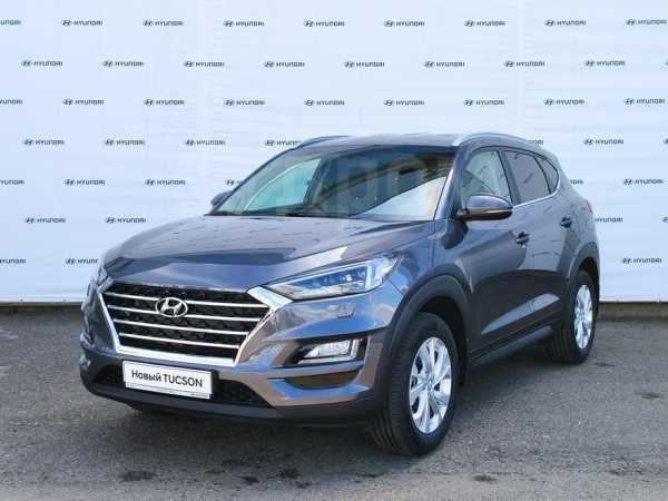Hyundai Tucson, 2020 год, 2 079 000 руб.