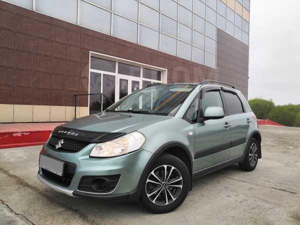 Suzuki SX4, 2012 год, 529 000 руб.