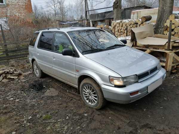 Mitsubishi Space Wagon, 1992 год, 110 000 руб.