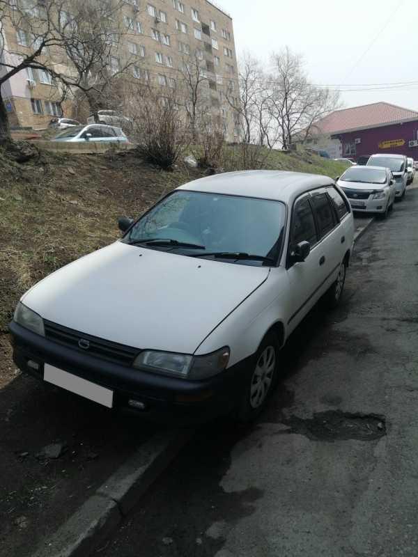 Toyota Corolla, 2002 год, 200 000 руб.