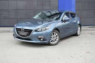 Кемерово Mazda3 2014