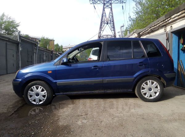 Ford Fiesta, 2008 год, 315 000 руб.