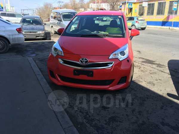 Toyota Ractis, 2014 год, 710 000 руб.