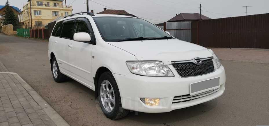 Toyota Corolla Fielder, 2005 год, 457 000 руб.