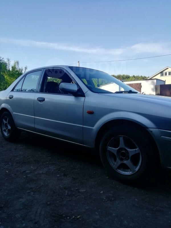 Ford Laser, 2001 год, 120 000 руб.