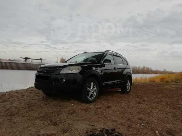 Chevrolet Captiva, 2007 год, 405 000 руб.