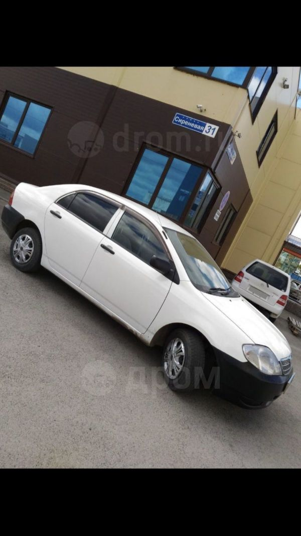 Toyota Corolla, 2002 год, 220 000 руб.