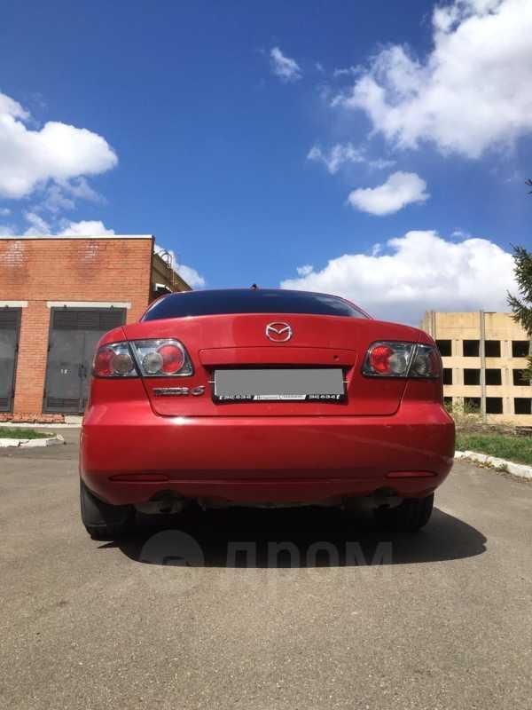 Mazda Mazda6, 2006 год, 465 000 руб.