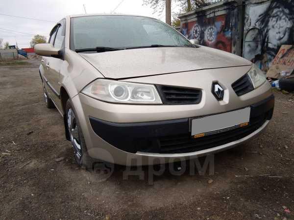 Renault Megane, 2006 год, 218 000 руб.