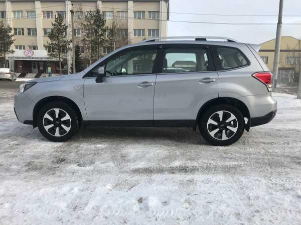 Subaru Forester, 2018 год, 1 600 000 руб.