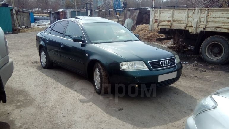 Audi A6, 1999 год, 350 000 руб.