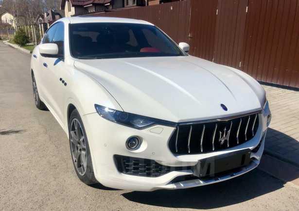 Maserati Levante, 2017 год, 3 570 000 руб.