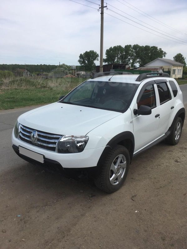 Renault Duster, 2013 год, 640 000 руб.