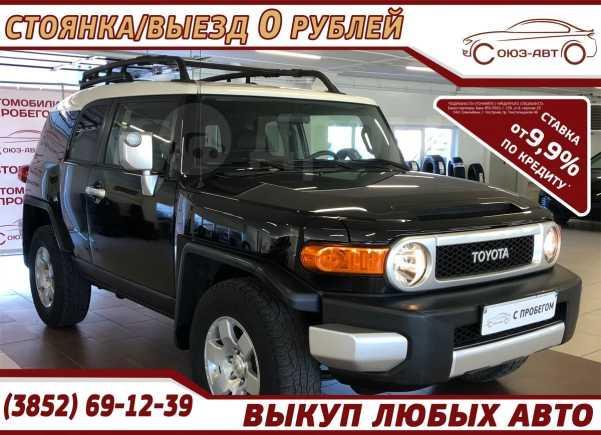 Toyota FJ Cruiser, 2008 год, 1 388 000 руб.