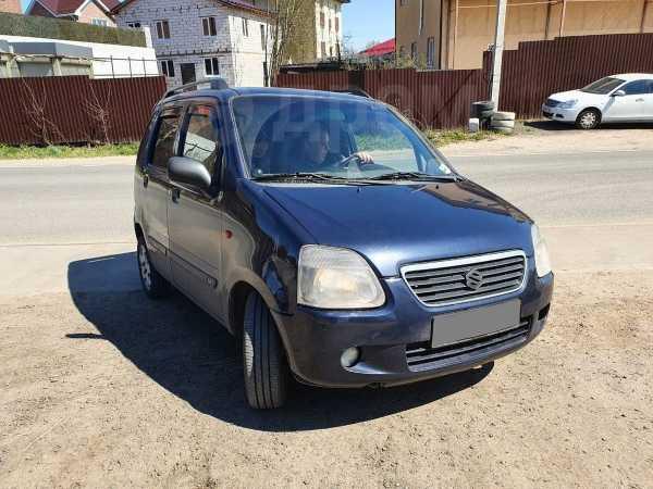 Suzuki Wagon R, 2001 год, 125 000 руб.