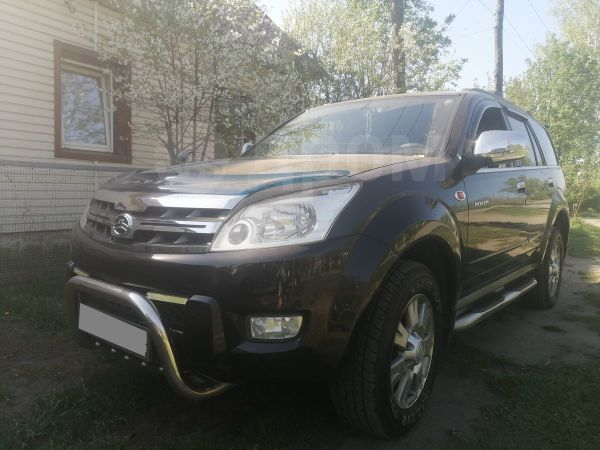 Great Wall Hover, 2008 год, 420 000 руб.