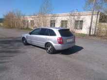 Куртамыш Familia S-Wagon