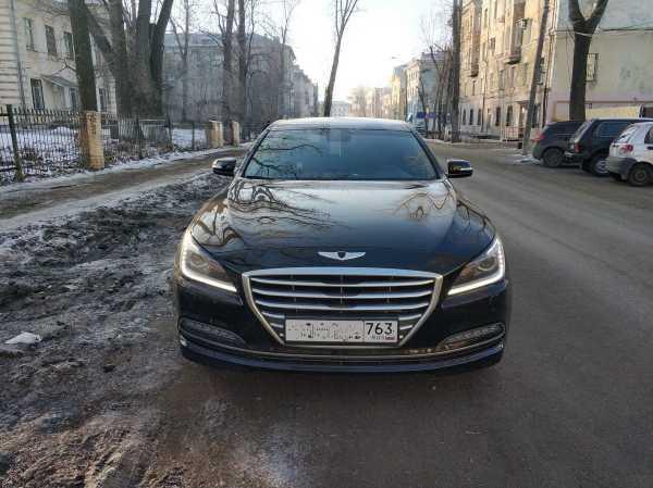 Hyundai Genesis, 2015 год, 1 330 000 руб.