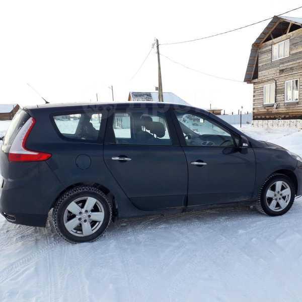 Renault Grand Scenic, 2009 год, 399 000 руб.