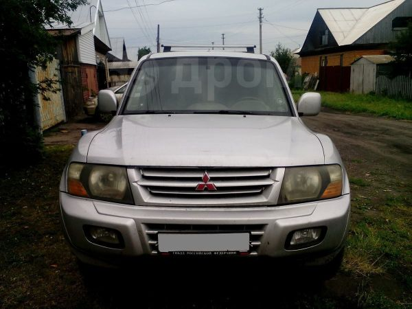 Mitsubishi Pajero, 2001 год, 380 000 руб.