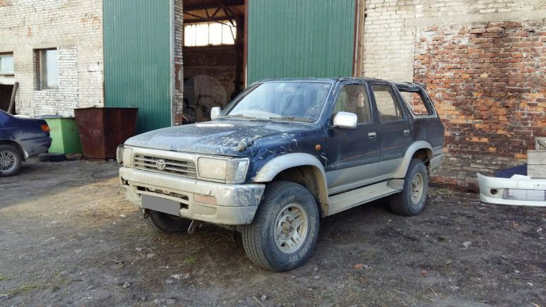 Toyota Hilux Surf, 1995 год, 225 000 руб.