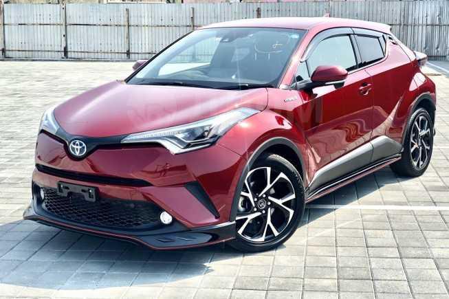 Toyota C-HR, 2017 год, 1 570 000 руб.