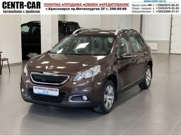Peugeot 2008, 2014 год, 610 000 руб.