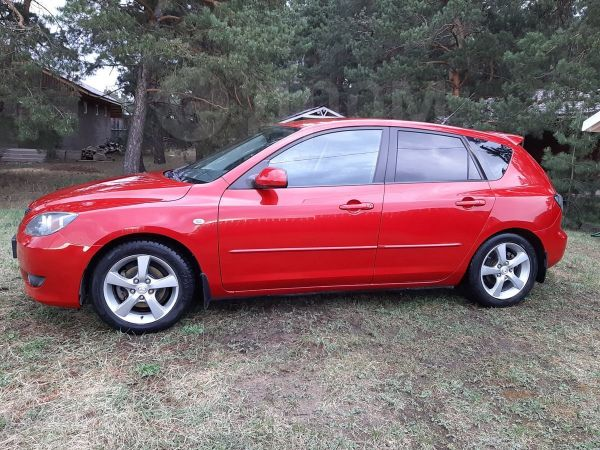Mazda Mazda3, 2005 год, 319 000 руб.