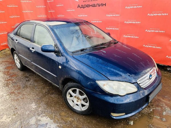 BYD F3, 2007 год, 89 900 руб.