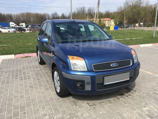 Ford Fusion, 2008 год, 350 000 руб.